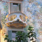 Casa Batllo Barcelone Gaudi Architecture