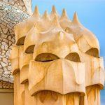 Casa Milà Barcelone Gaudi Architecture