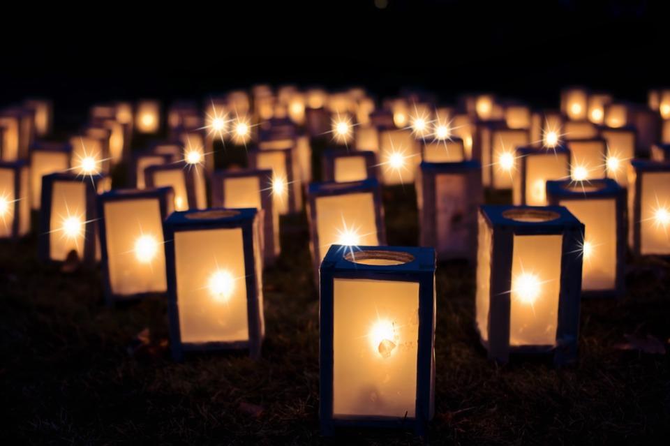 Des bougies pour un million de secret